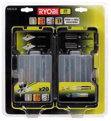 Пилки для лобзика Ryobi RAK20JB