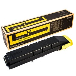 Картридж лазерный Kyocera TK-8505Y