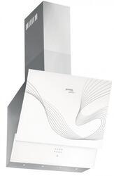 Вытяжка каминная Gorenje DVG6565KR белый