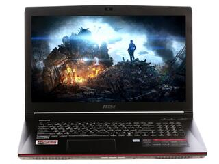 "17.3"" Ноутбук MSI GE72 Apache Pro 6QF-009RU черный"