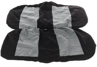 Чехлы на сиденье AUTOPROFI TT-902J серый