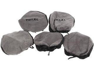 Чехлы на сиденье AUTOPROFI TRIAL TRL-1105 черный