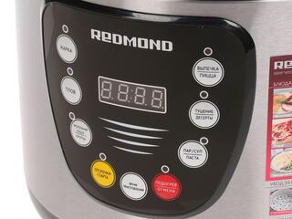 Мультиварка Redmond RMC-M4515 серебристый