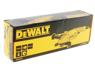 Углошлифовальная машина DeWalt DWE 492