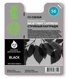 Картридж струйный Cactus CS-C6656A