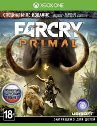 Игра для Xbox One Far Cry Primal Специальное издание