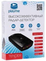 Радар-детектор PlayMe Tender