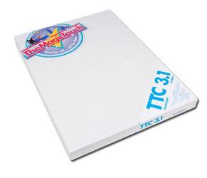 Бумага для термопереноса TTC 3.1 A4