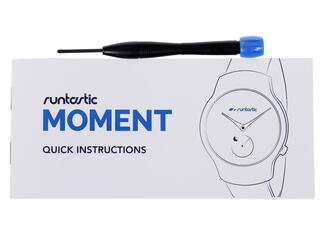 Спортивные часы Runtastic Moment Fun черный