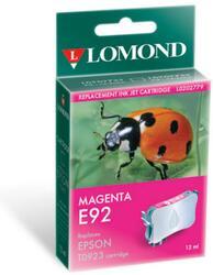 Картридж струйный Lomond Epson T0923
