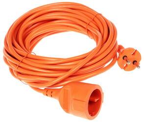 Удлинитель SVEN Elongator 2G-10m оранжевый