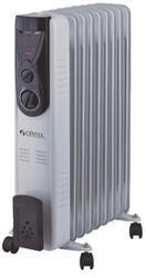 Масляный радиатор Centek СТ-6201 серый