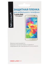 "5""  Пленка защитная для смартфона Microsoft Lumia 640 LTE"