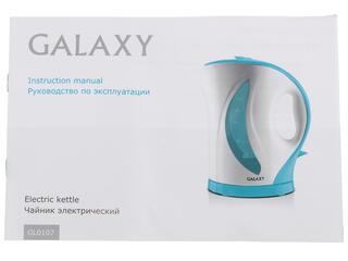 Электрочайник Galaxy GL 0107 белый