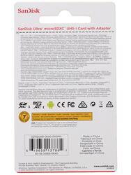 Карта памяти SanDisk ULTRA Android microSDXC 64 Гб