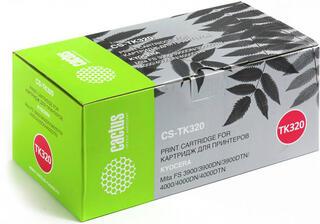 Картридж лазерный Cactus CS-TK320