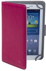 """Чехол-книжка для планшета универсальный 10.1""""  розовый"""