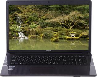 """17.3"""" Ноутбук DEXP Atlas H161 черный"""
