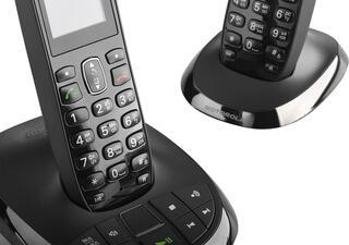 Телефон беспроводной (DECT) Motorola C5012