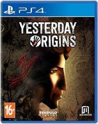 Игра для PS4 Yesterday Origins
