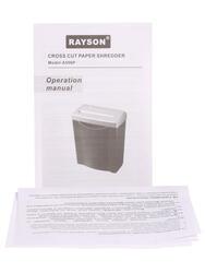 Уничтожитель бумаг Rayson A506P