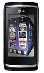 Сотовый телефон LG GC900 Black черный