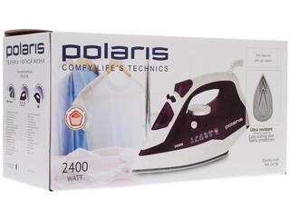 Утюг Polaris PIR 2478K фиолетовый