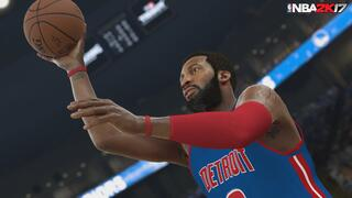 Игра для PS4 NBA 2K17