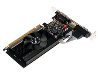 Видеокарта MSI GeForce GT 710 LP [GT 710 2GD3 LP]
