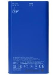 Портативный аккумулятор Sony CP-V5l синий