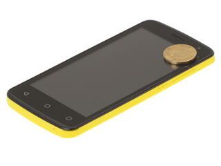 "4.5"" Смартфон Highscreen Easy F 4 ГБ желтый"