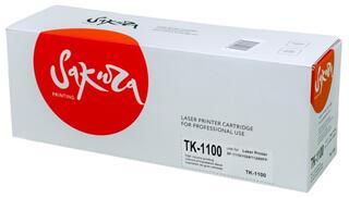 Картридж лазерный SAKURA TK1110