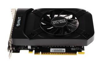 Видеокарта Palit GeForce GTX 1050 STORMX [PA-GTX1050 StormX 2G]
