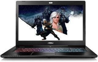 "17.3"" Ноутбук MSI GS72 6QE-437RU STEALTH PRO черный"