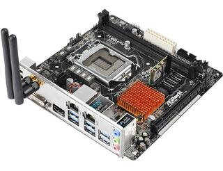 Материнская плата ASRock H170M-ITX/AC