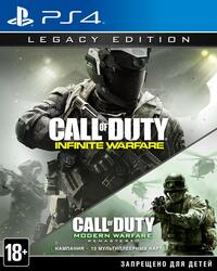Игра для PS4 Call of Duty: Infinite Warfare Legacy Edition