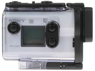 Экшн видеокамера Sony FDR-X3000 белый