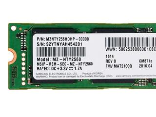 256 ГБ SSD M.2 накопитель Samsung CM871a [MZNTY256HDHP-00000]