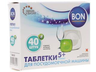 Таблетки для посудомоечных машин Bon BN173