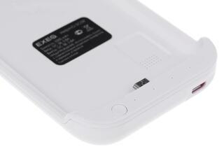 Чехол-батарея Exeq HelpinG-SC09 WH белый