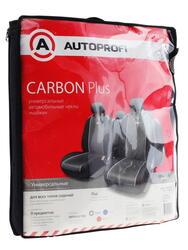 Авточехлы-майки AUTOPROFI CARBON PLUS CRB-902P