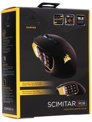 Мышь проводная Corsair Scimitar Optical RGB