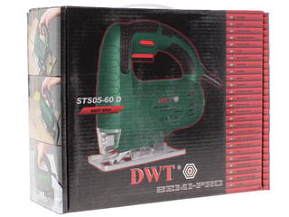 Электрический лобзик DWT STS 05-60 D