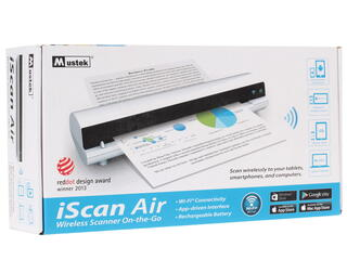 Сканер Mustek S400W