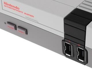 Nintendo Classic Mini: NES + 30 игр