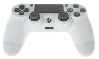 Геймпад DualShock 4 белый