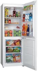 Холодильник с морозильником Vestel VCB 276 VW белый