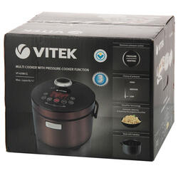 Мультиварка Vitek VT-4208 CL коричневый