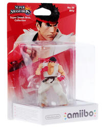 Фигурка персонажа Amiibo Ryu