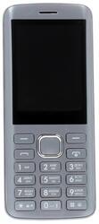 Сотовый телефон Vertex D515 серебристый